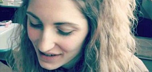 Pic shows: The Italian girl Caterina Alzetta died after her hair becomes tangled in steering wheel.A 19-year-old Italian girl died after her long blonde hair got caught in the steering wheel causing the car to career across the road into oncoming traffic